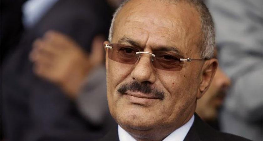Former Yemen President Ali Abdullah Saleh assassinated
