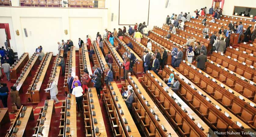 Member of Parliaments from Ethiopia's Amhara and Oromia regions have boycotted parliament