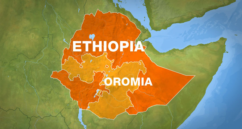 ONLF Press Release on the Oromo Massacre of Somalis in Western Harar Region