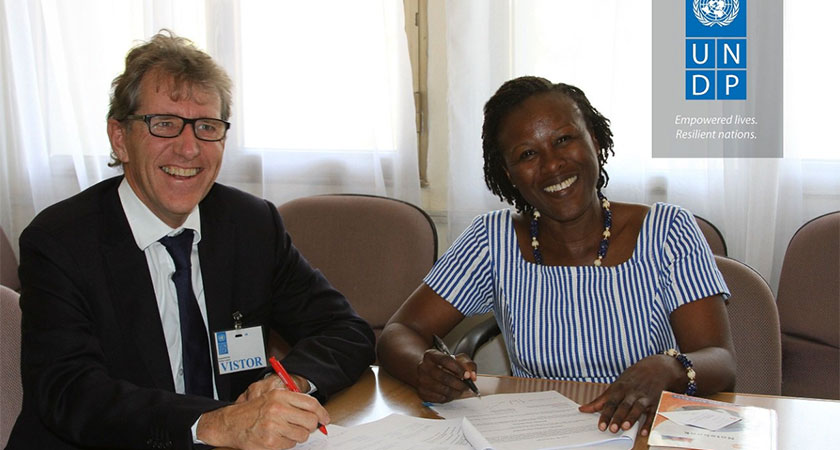 Switzerland Partners With UNDP to Support Eritrea Youth