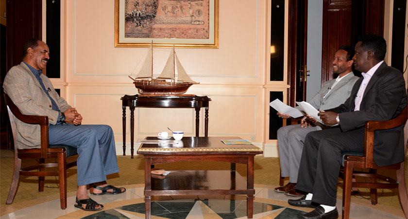 Interview with President Isaias Afwerki (Part I)