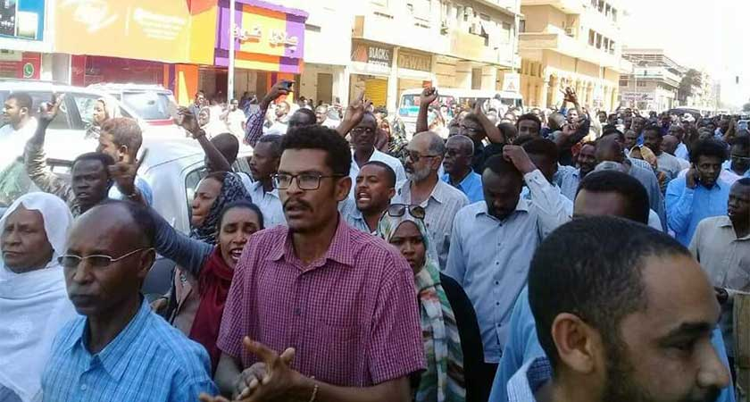 Sudan: An Ailing Dictatorship, Looming Public Protest, and Desperate Evasive Tricks