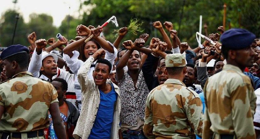 Ethiopia's Authoritarian Regime Backtracks on Reforms