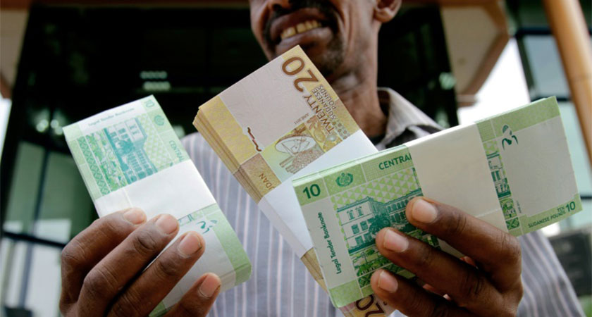 Sudan Prints New 100-Pound Banknotes to Ease Liquidity Crunch