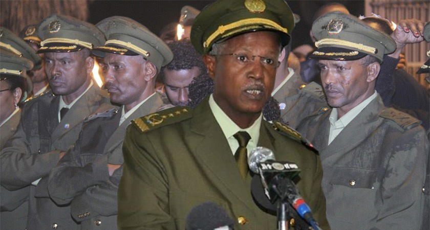 TPLF Faction Depose Chief of Staff Samora Yunis