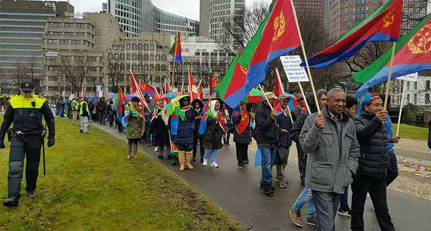 Dutch-Eritreans: Talk With US, Not Just About US