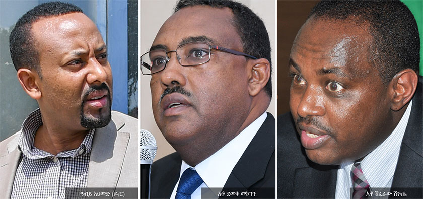 Ethiopia's Next Leader Faces Tough Challenge of Reuniting the Nation