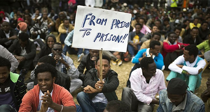 Israel Cancels Plan to Deport African Migrants