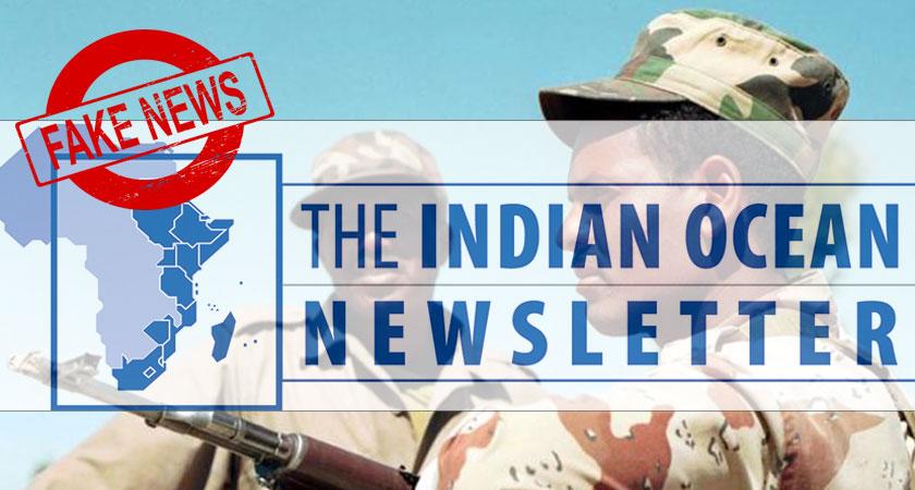 Indian Ocean Newsletter: Yet Another Wild Allegation on Eritrea