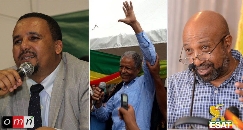 New Ethiopia Gov't Drops Charges Against Berhanu Nega, Jawar Mohammed, ESAT and OMN