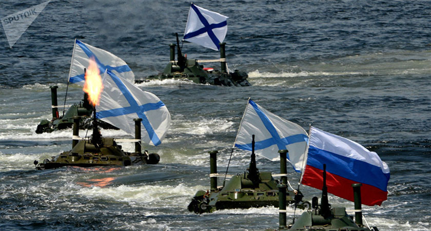 Russian Navy Negotiating to Establish Logistics Facility in Sudan