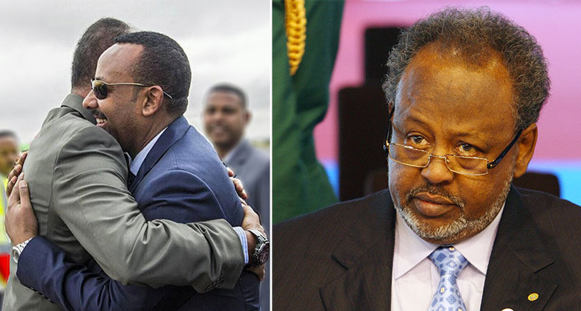 Djibouti stands to lose from closer Eritrea and Ethiopia ties