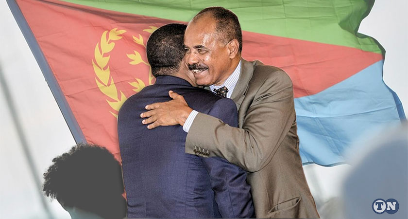 The 2019 Nobel Peace Prize was awarded to Ethiopia's PM Abiy Ahmed but leaving out President Isaias is political
