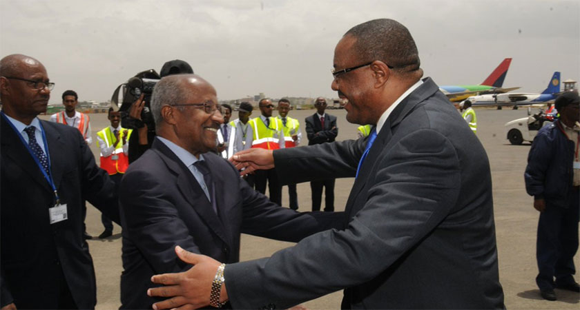 Eritrea Profile Interview with Former Ethiopian PM Hailemariam Desalgne