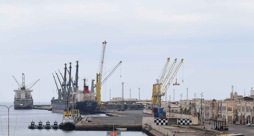 Massawa Port Ready to Serve Ethiopia's Import-Export Commodities