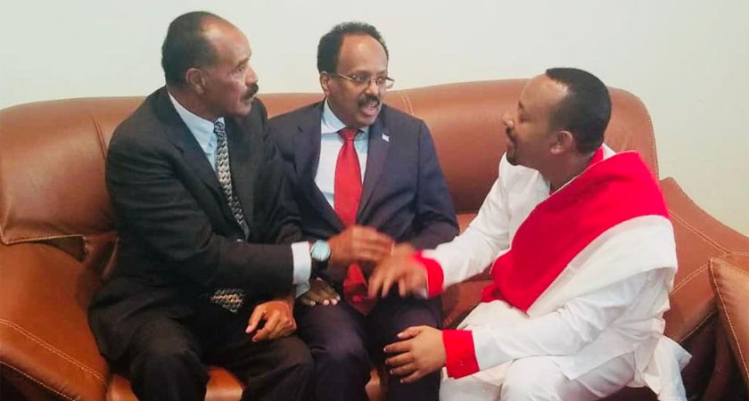 How does the new regional alliance between Ethiopia, Eritrea, and Somalia affects interstate relations in the region and that of IGAD?