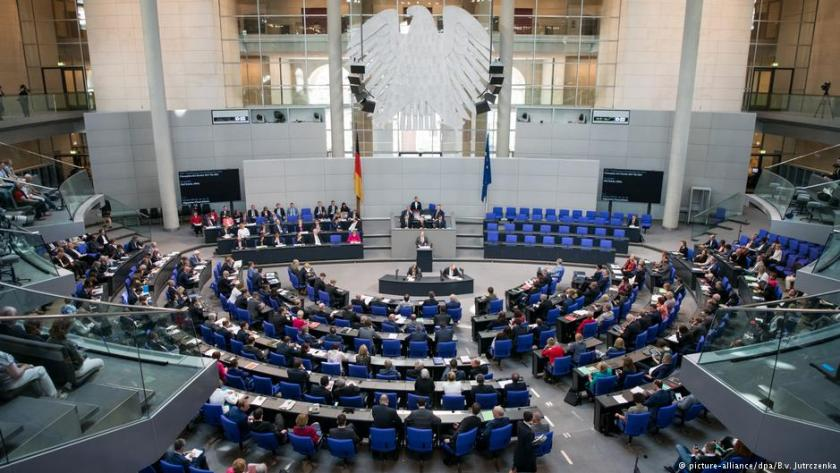 The German Bundestag voted in support for the peace process between Ethiopia and Eritrea.