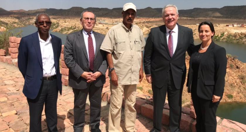 EU Allocates €20m to Reconnect Eritrean Ports with Ethiopia Border