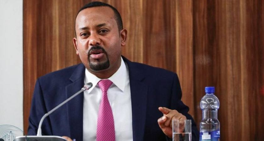 Today is the first anniversary of Abiy Ahmed prime ministership.