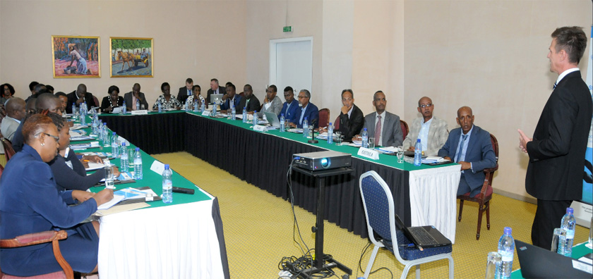 UNODC Asmara Workshop to Strengthen Regional Police Cooperation