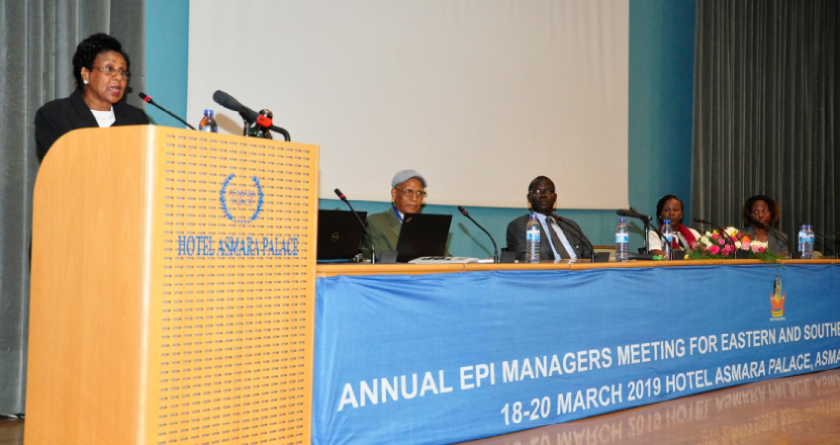 Annual EPI Managers Meeting Opened in Asmara