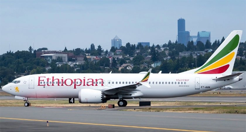 Ethiopian Airlines Boeing 737 En Route to Nairobi Crashes, Killing 157 on Board