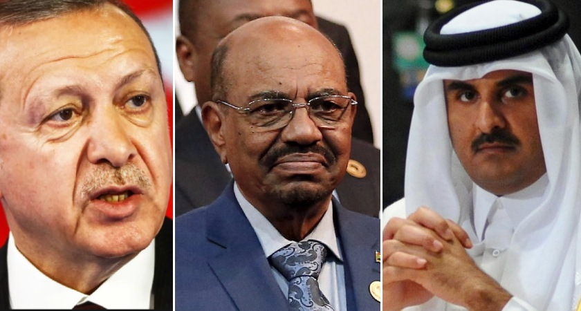 (Press Statement) // Turkish-Qatari-Sudanese Subversive Regional Agenda