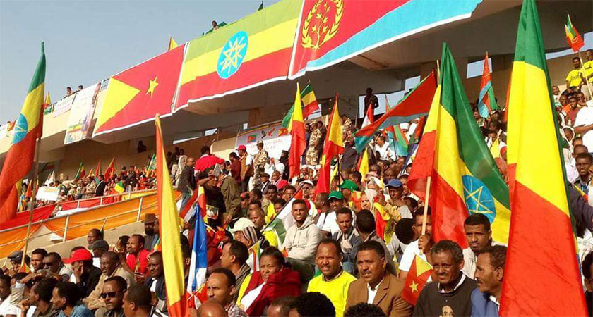 "TPLF's Documentary: Repeating the Tale of ""Good Morning and I am Sowing a Linseed"""