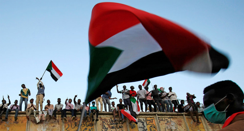 Sudan Military Council, Protesters Agree Accord on 3-Year Transitional Period