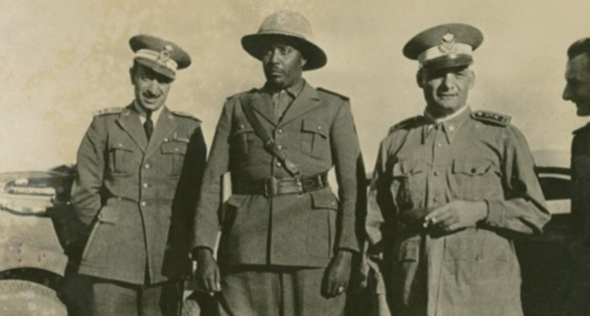 The Infamous Haile Selassie Who Betrayed Ethiopia by Siding with the Italians in 1935