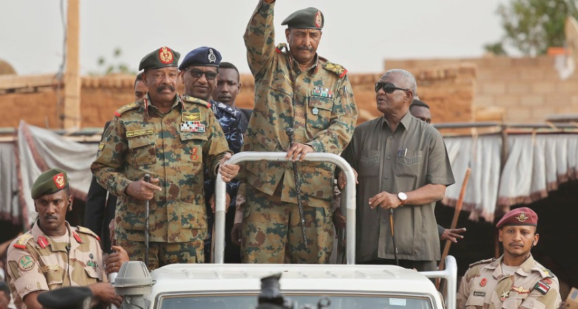 Sudan's Ruling Military Council Foiled Coup Attempt