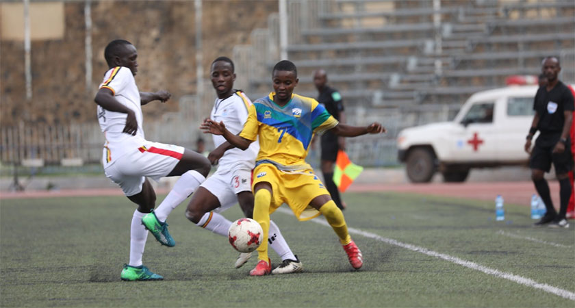 Uganda continue to the cecafa u15 semi-finals