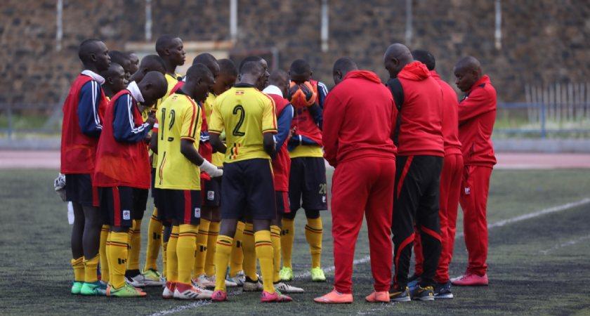 cecafa u15 final showdown between Uganda and Kenya
