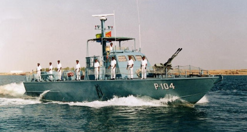 Eritrean Navy Graduated 325 Cadets and Commanders