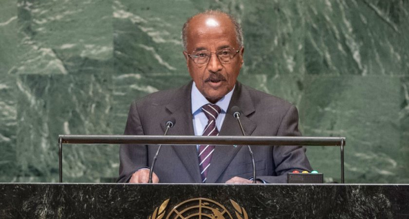 Eritrea's Minister for Foreign Affairs Addresses General Debate, 74th Session