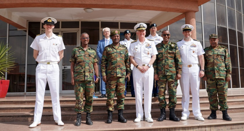 Ethiopia's Navy to be Based in Djibouti