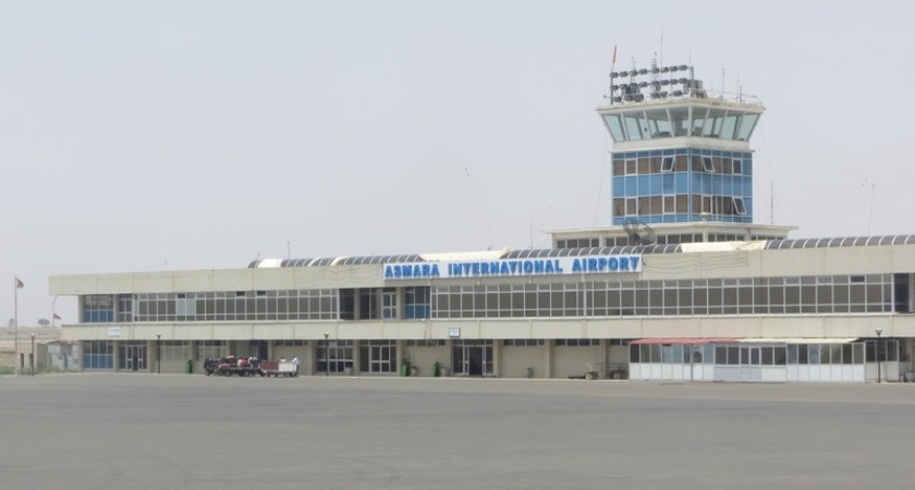Eritrea Bans All Commercial Flights for 2 Weeks
