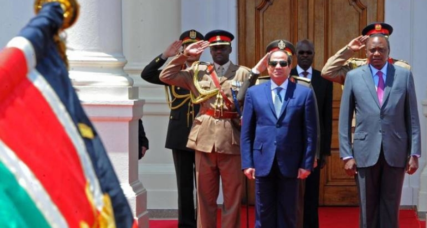 Kenya Supports Egypt's Position in Nile Dam Rift With Ethiopia