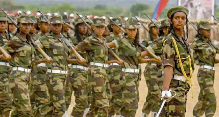 Eritrea's National Service Program is an intangible cultural asset