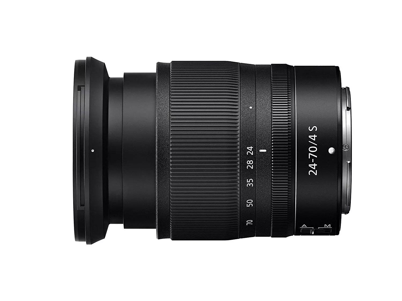 Objektiv Nikon 24-70MM F4 S NIKKOR Z | Teshop.cz