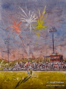 wake-forest-plein-air-watercolor-event-painting