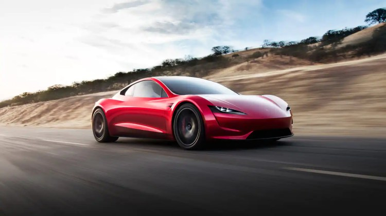 Image result for tesla roadster 2