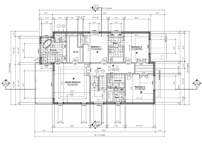 Construction Drawing Portfolio