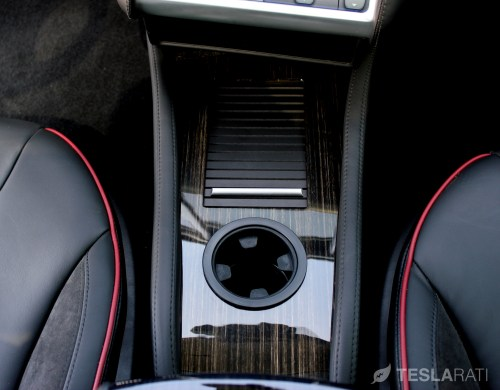 small resolution of teslaccessories model s center console insert cci secure compartment