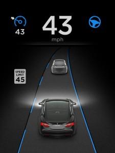 Tesla Version 7.0 software update