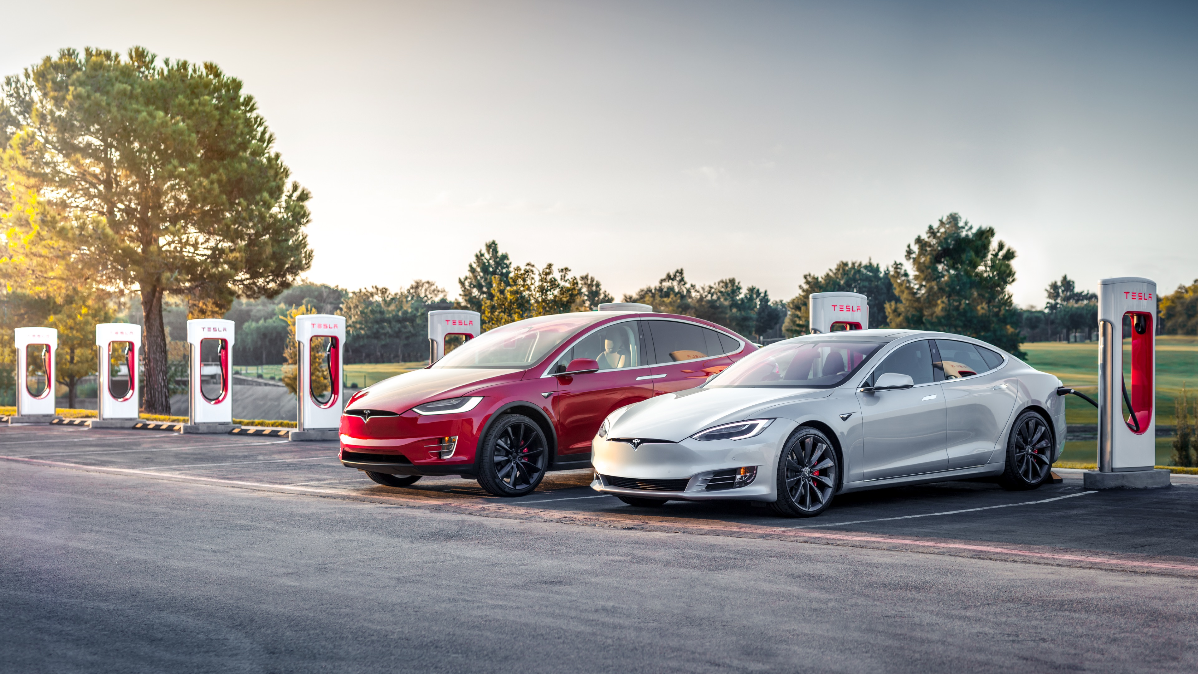 Now, a video shows that construction for the facili. Tesla updates Model S, X: 370-mi range, faster charging