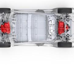 diagram of tesla electric car [ 1636 x 950 Pixel ]