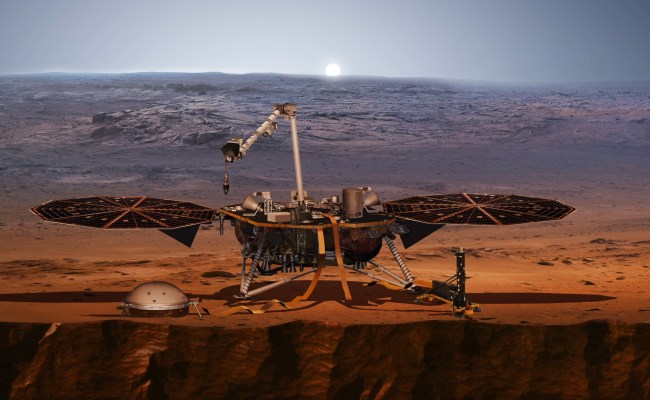 Nasa To Livestream First Mars Landing In Six Years On