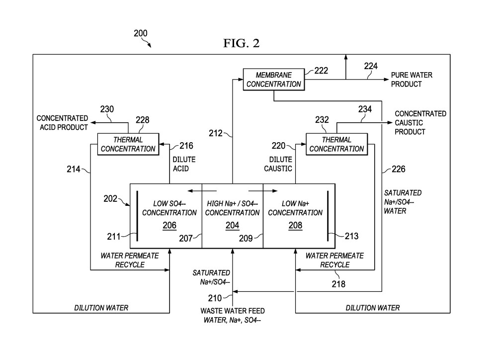 medium resolution of a diagram of tesla s recently published waste water treatment patent credit us patent office