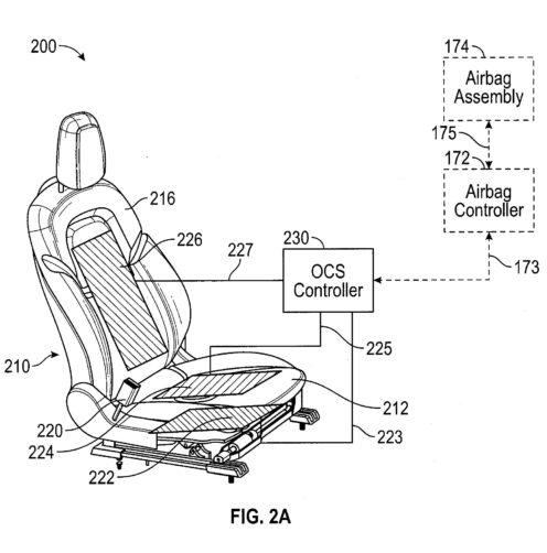 Tesla designs safer airbag deployment system through seat
